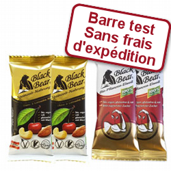 Barre test bio double emballage