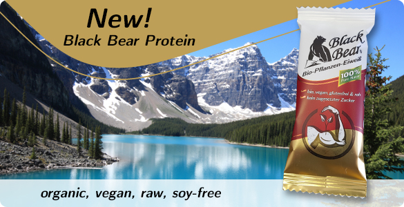 New Black Bear Protein